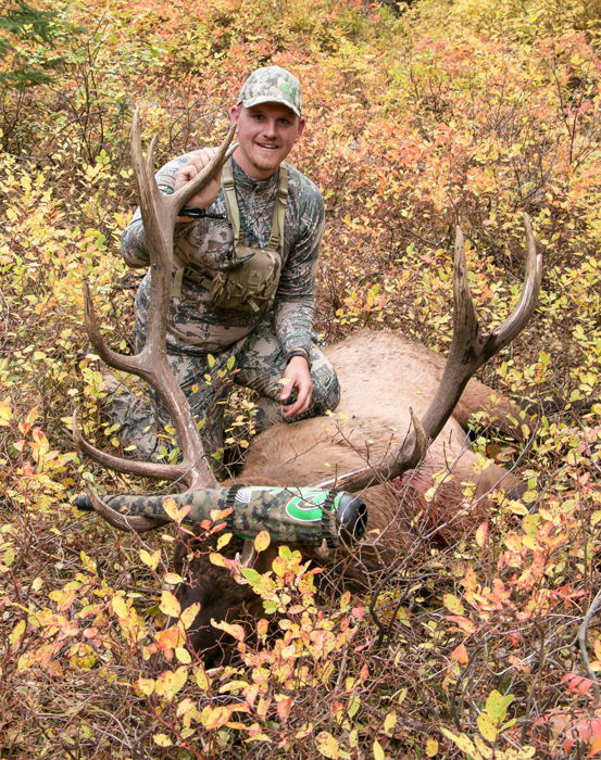 Jason Phelps' 2014 Idaho elk
