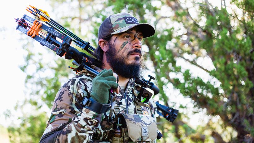 Josh Kirchner bowhunting elk