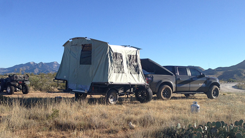 Frontcountry camp options for the western hunter | goHUNT