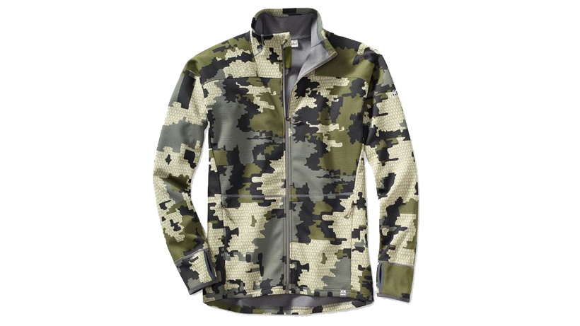 KUIU Peloton 240 jacket full zip