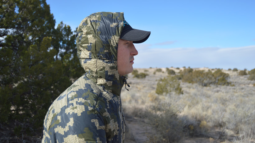 KUIU Superdown insulated down jacket
