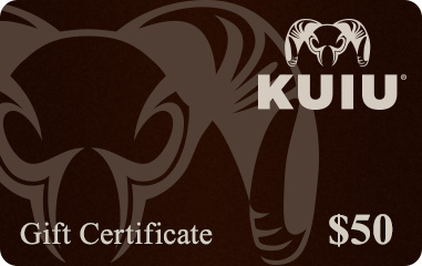 50 dollar gift card to KUIU from goHUNT