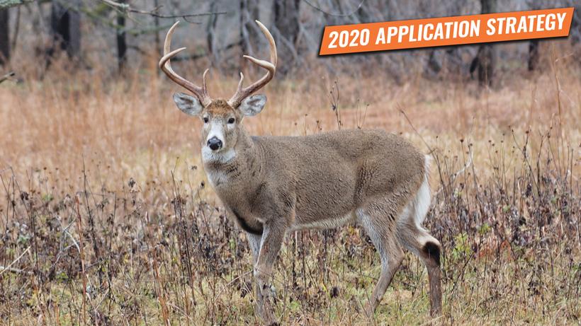 Kansas deer application strategy