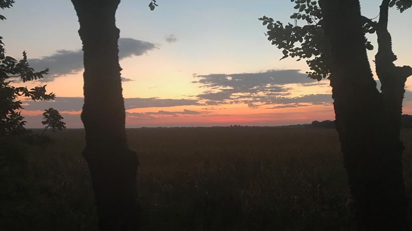 Kansas sunrise