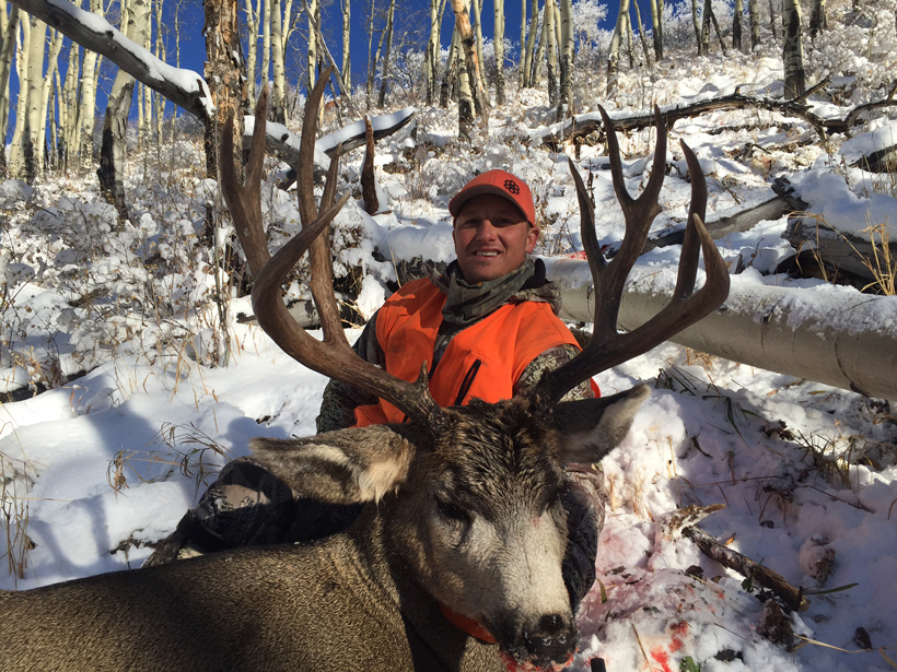 Kody Smith's 2014 Colorado mule deer