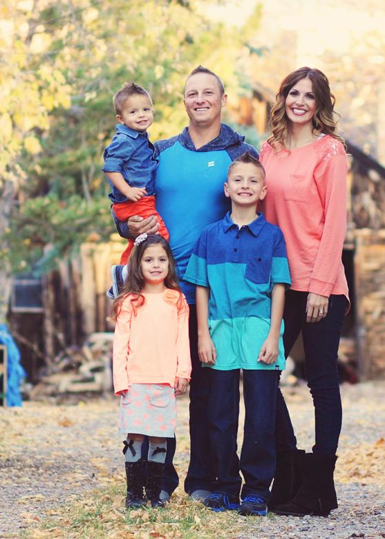 Kody Smith's family