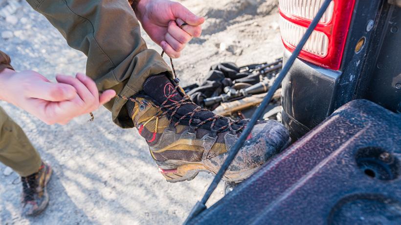 La Sportiva Trango Tech GTX boot