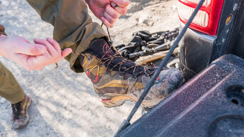La Sportiva Trango Tech boots