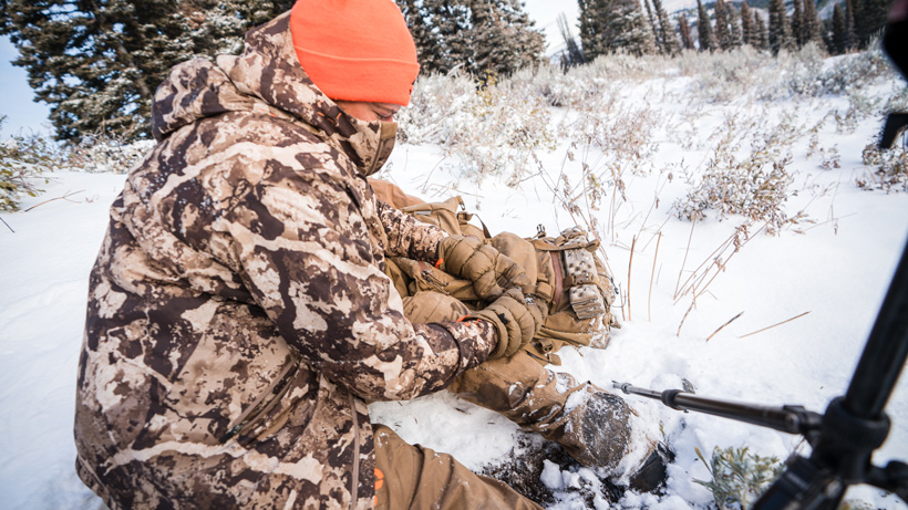Late season elk hunting clothing guide