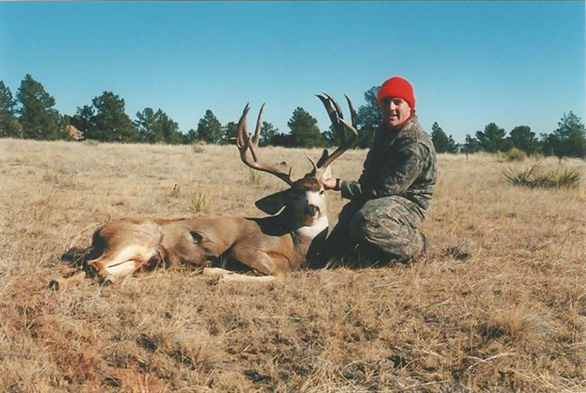 Lee McGinley 193 inch Colorado mule deer buck