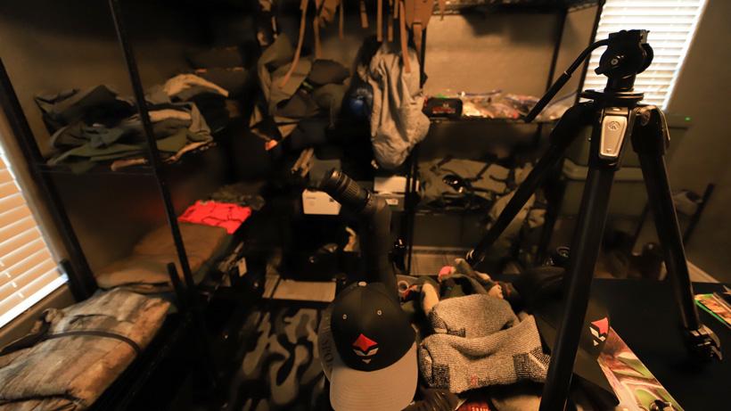Lorenzo Sartini gear room