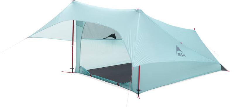 MSR Flylite backcountry tent