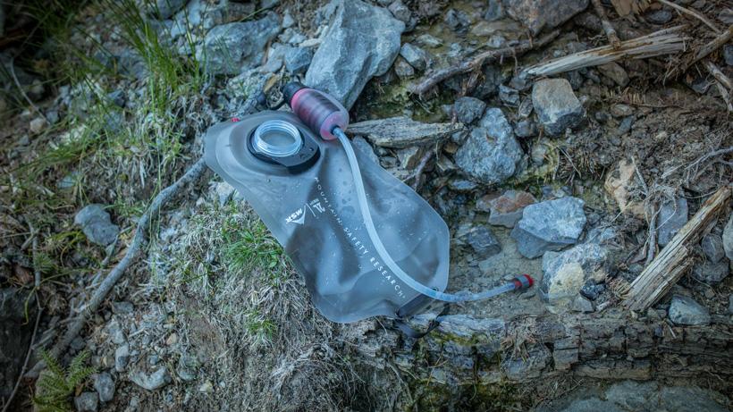 MSR Dromlite water bags