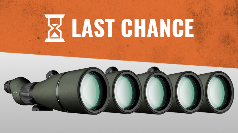 March Vortex Viper Spotting Scope Giveaway Last Chance