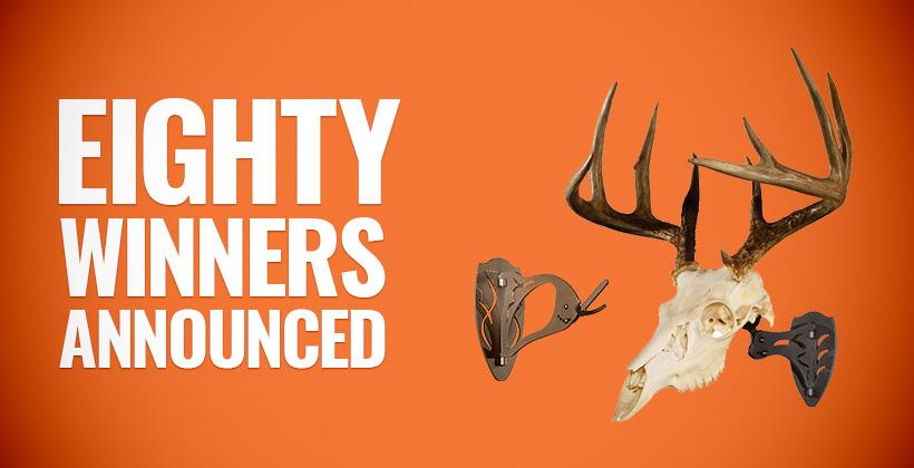 March Skull Hooker giveaway winners