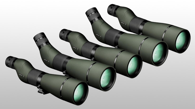 March Vortex Viper Spotting Scope Giveaway