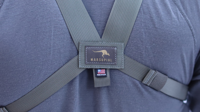 Marsupial Gear made in United States