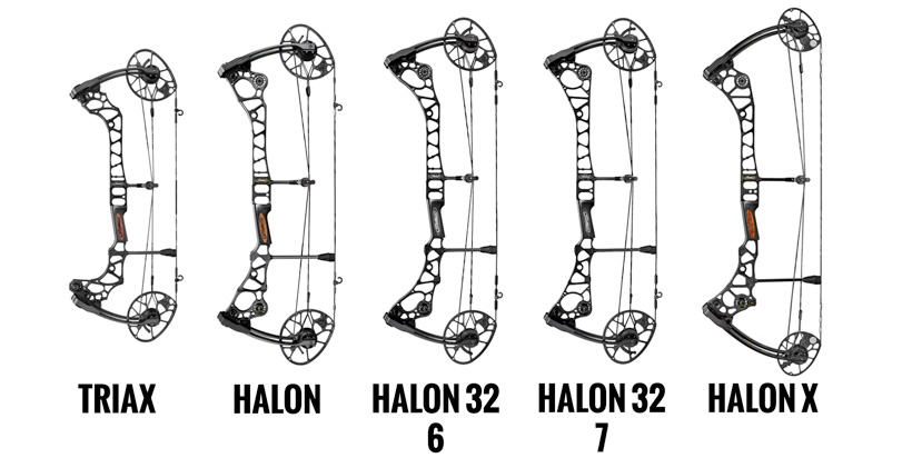 Mathews Halon bow series