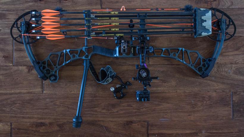 Mathews Traverse bow for mule deer hunt