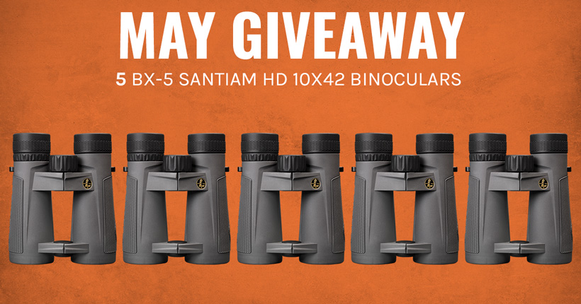 May Leupold INSIDER Giveaway