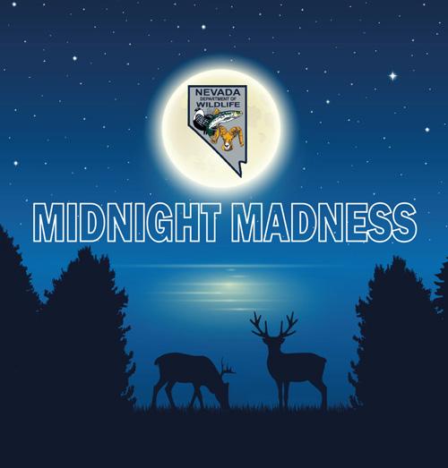 Midnight Madness Nevada draw results 2020