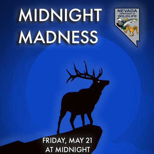 Midnight Madness Nevada draw results