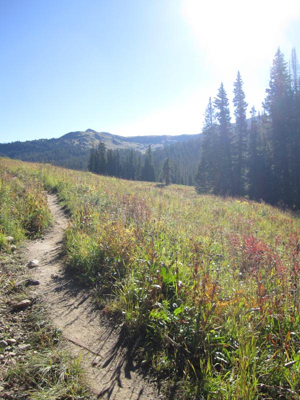 Trail miles