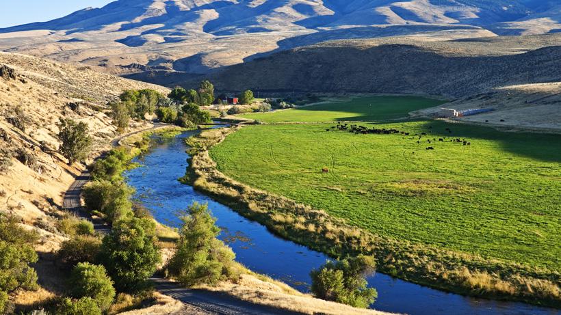 Montana Powder River