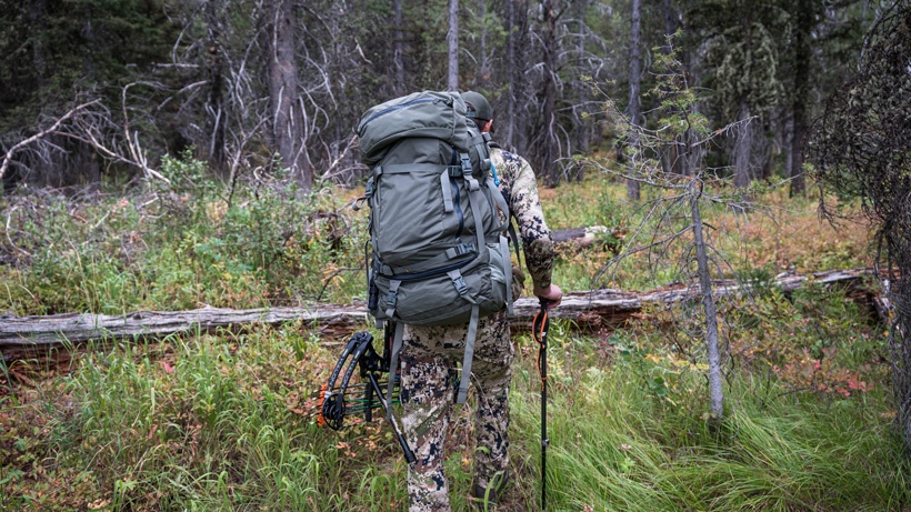 Mystery Ranch Beartooth 80 packpack