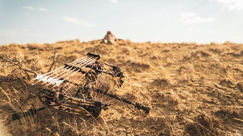 新Mathews V3弓羚羊狩猎