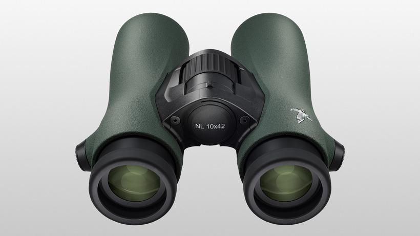 New Swarovski NL Pure binoculars close up
