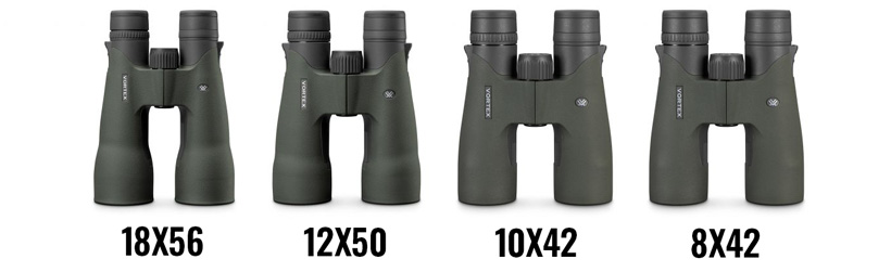 New Vortex Razor UHD line of binoculars
