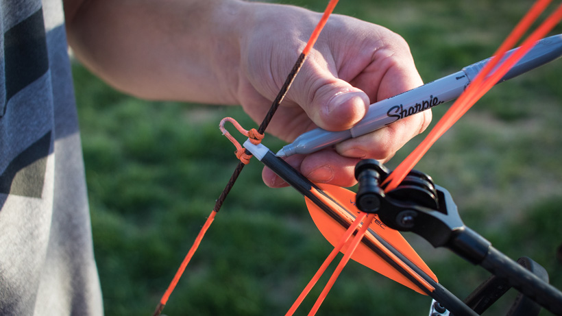 Nock tuning your hunting arrows