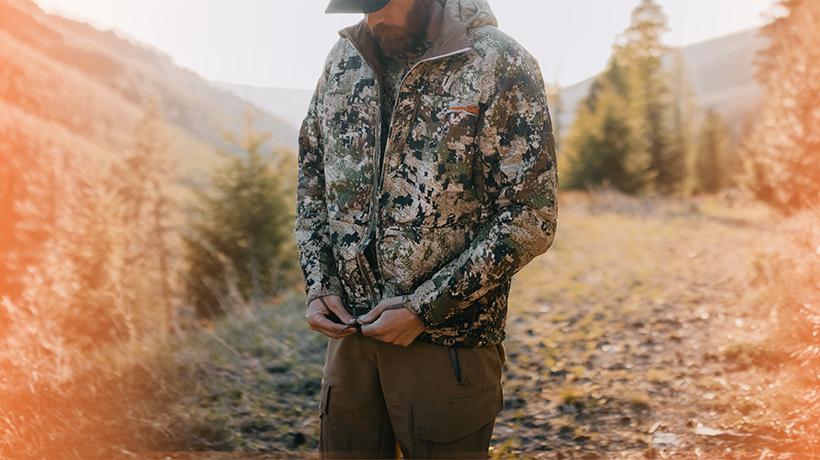 October goHUNT INSIDER giveaway Sitka clothing