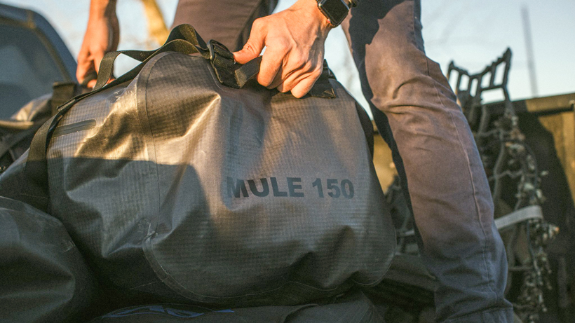 Outdoor Vision Mule 150L Duffel Bag