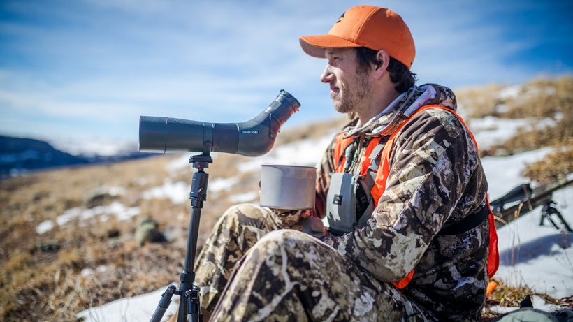 Outer layers needed for late season hunts