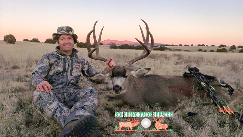 Rut mule deer hunt on over-the-counter tags