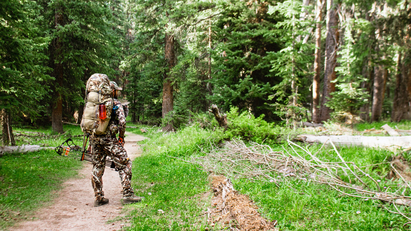 Josh Kirchner hunting