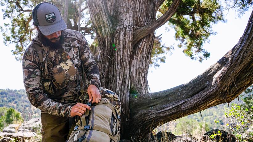The excitement of October Coues deer hunts