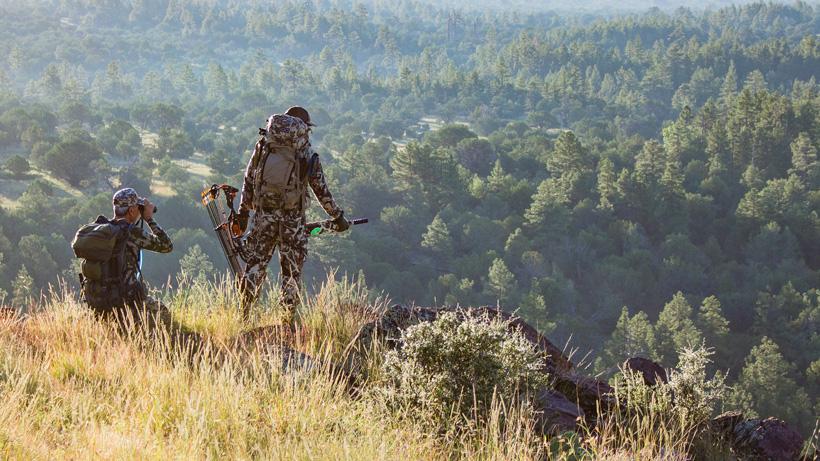 Josh Kirchner hunting AZ