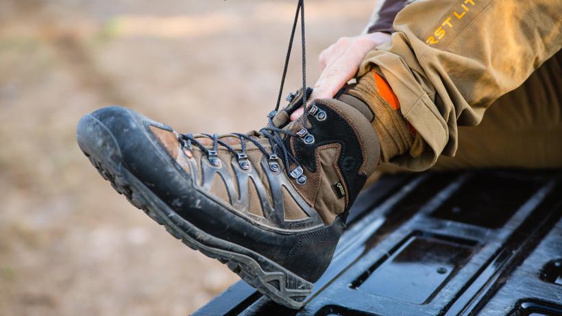 Boots firstlite