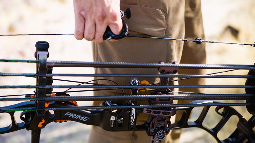 Shooting bows