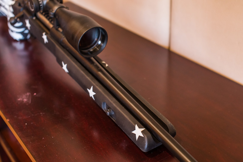 Remmington Model 700 Classic .25-06 rifle barrel