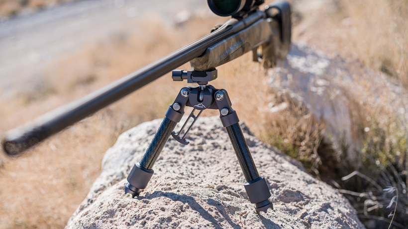 Why a quality bipod is important on your hunting rifle