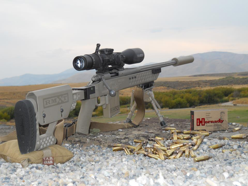 Silencers for hunting