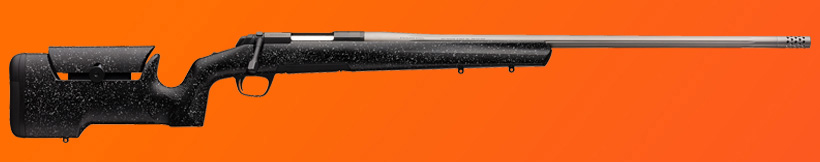 Runner up prize Browning X bolt rifle