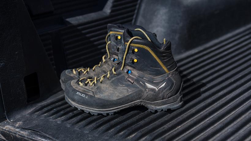 Salewa Rapace GTX boots