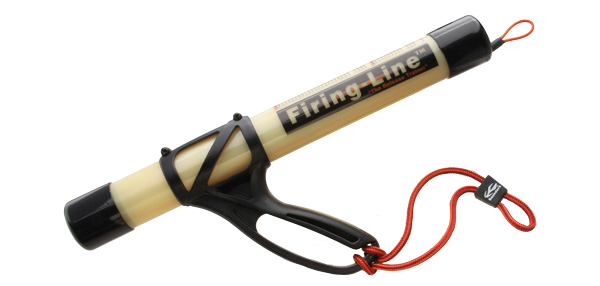 Saunders firing line training aid