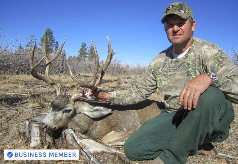Scott Walton mule deer