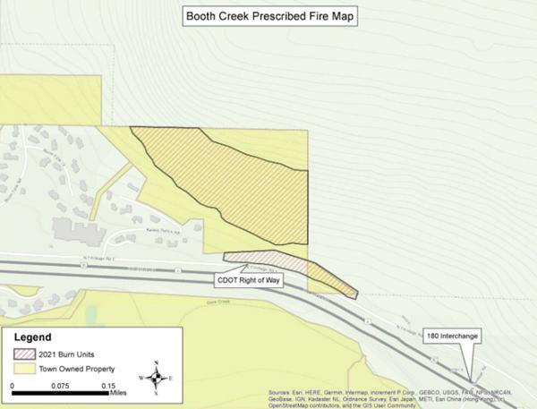 Colorado plans prescribed burn for East Vail